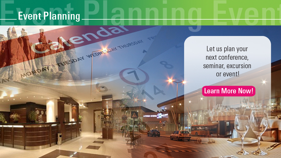 bulgaria services event planning