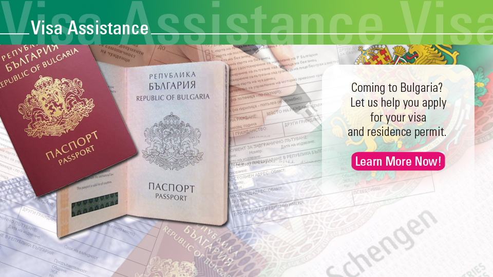 bulgaria services visa assistance