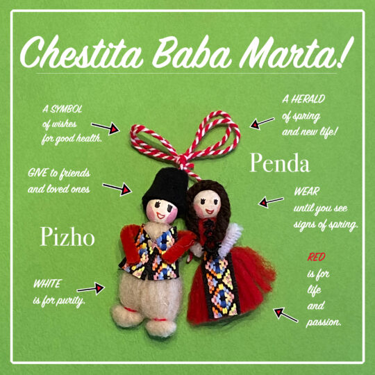 chestita baba marta