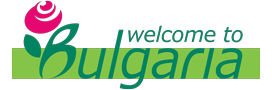 welcome to bulgaria logo